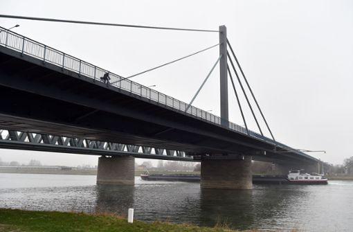 Streit um zweite Rheinbrücke  geht vor Gericht