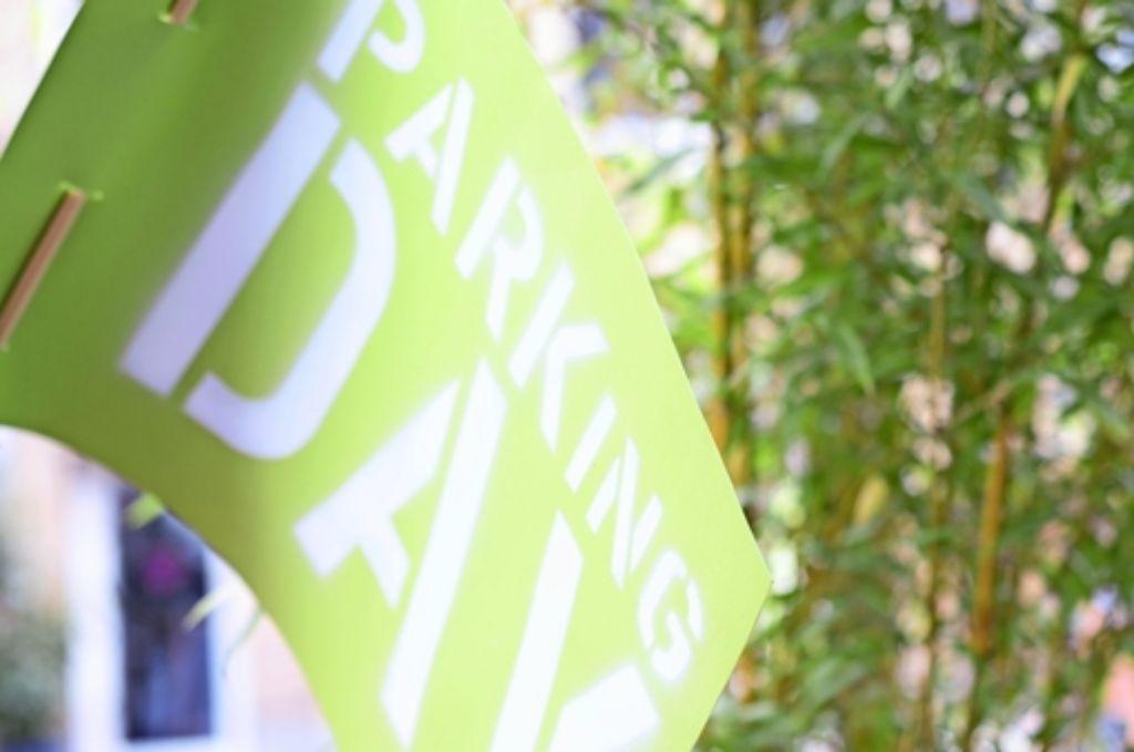 Der Parking Day soll weltweit Diskussionen über die Nutzung des öffentlichen Raums anregen – auch in Weilimdorf. Foto: privat