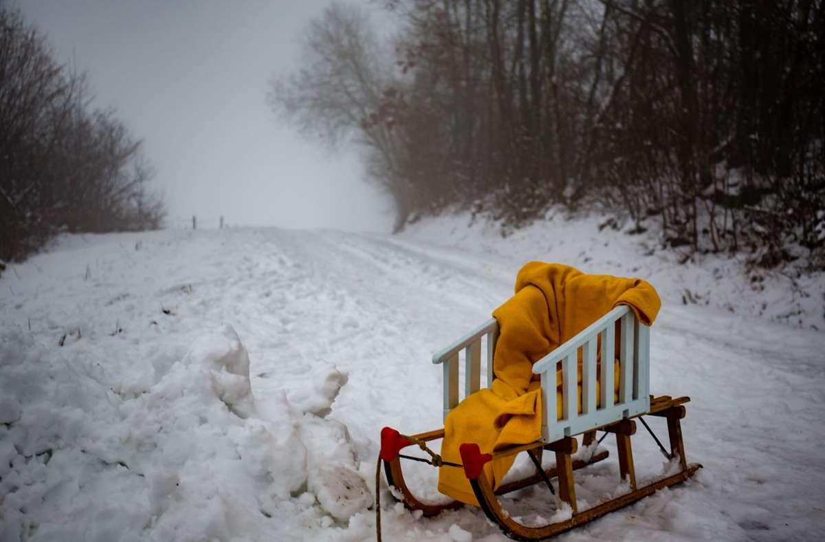 Eine Schlittenfahrt in Alfdorf (Symbolfoto) hat für eine 53-jährige Frau schlimme Folgen gehabt. Foto: KS-Images.de /Karsten Schmalz