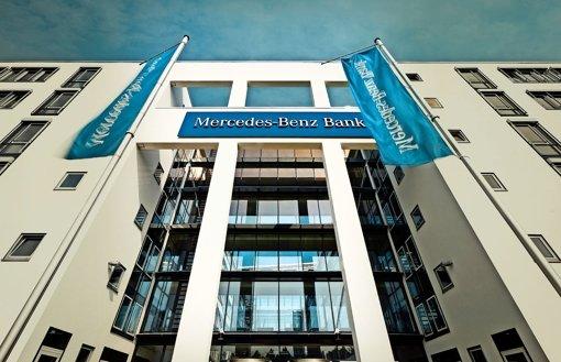 Mercedes-Benz Bank baut Neugeschäft aus