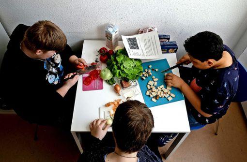 Wie ein Projekt übergewichtigen Kindern  hilft