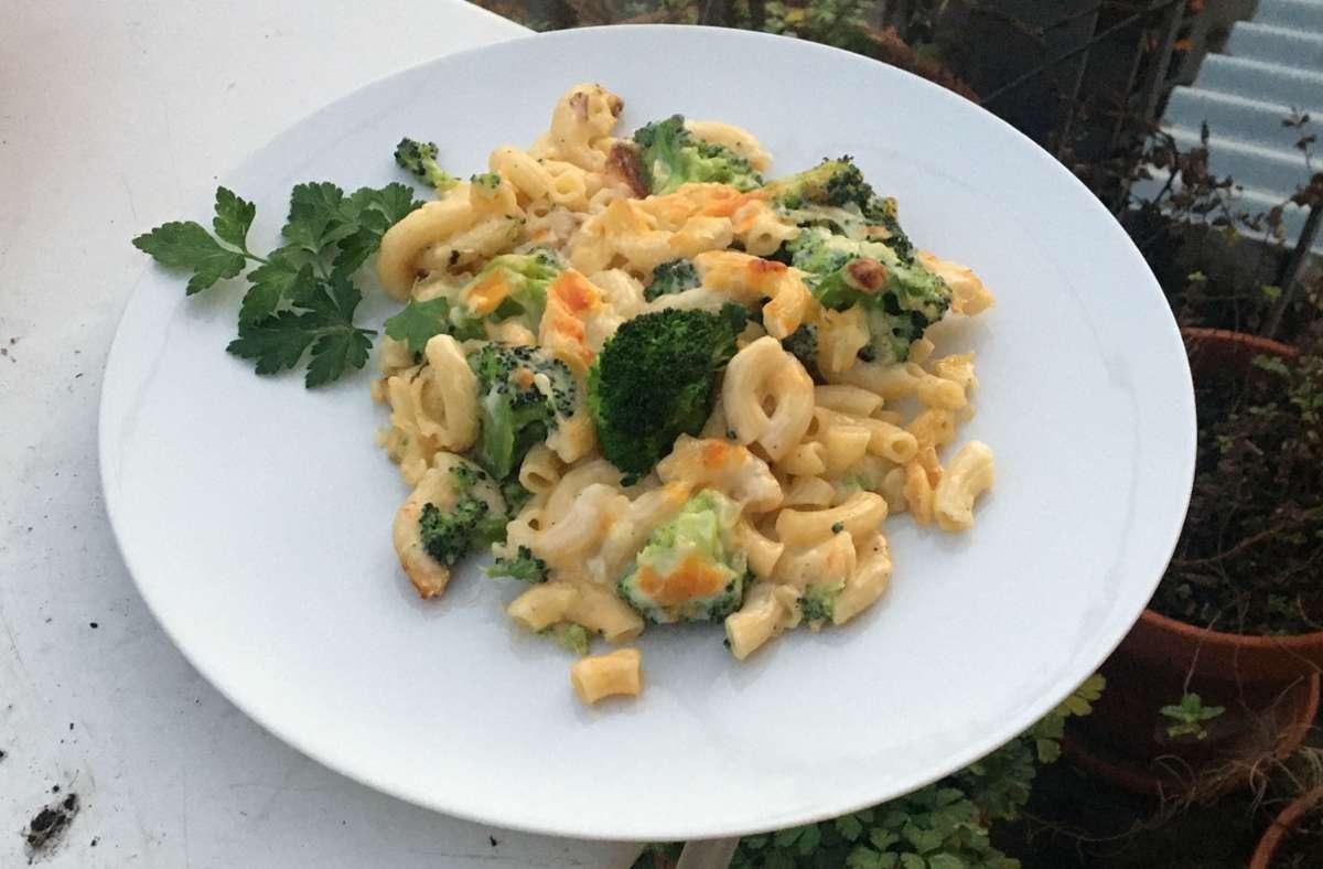 Klingt eher schräg, aber mit der richtigen Zubereitung ist Mac and Cheese ein feines Essen. Foto: /StZN