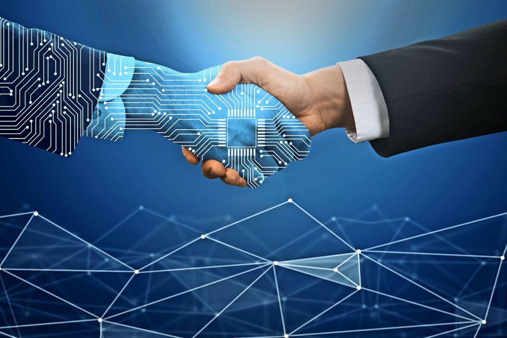 Die Fähigkeit der KI beruht insbesondere darauf, mit viel mehr Informationen umgehen zu können als der Mensch. Foto: Popov/Adobe Stock