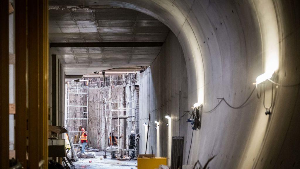 Neue Haltestelle soll im September 2020 eröffnet werden