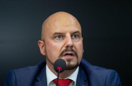 AfD-Fraktion trennt sich von Stefan Räpple