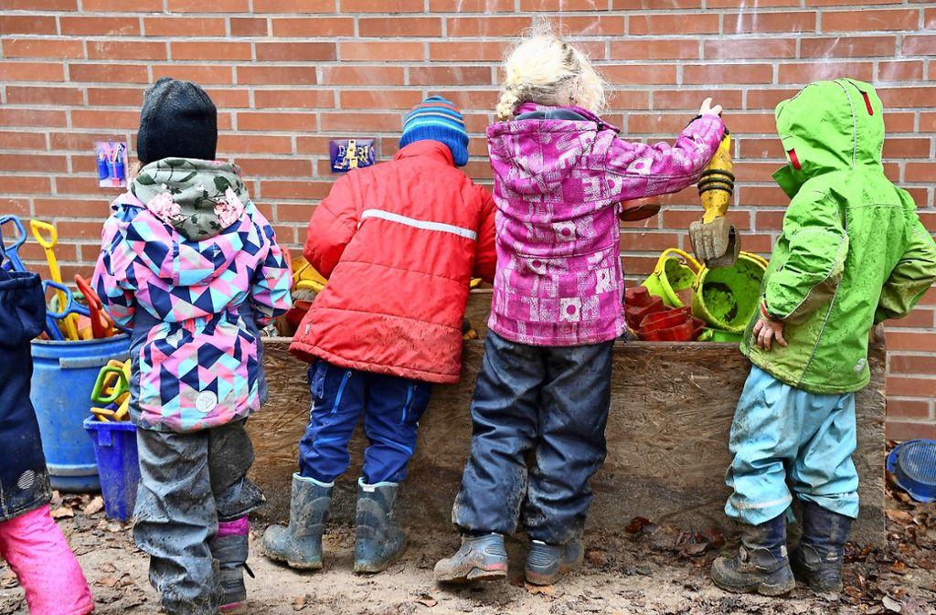 Der Hilfebedarf bei der Erziehung dürfte künftig noch größer werden. Foto: dpa