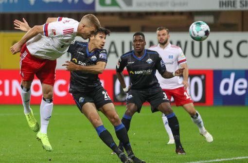 Zwei Terodde-Treffer beim 4:3 in Paderborn