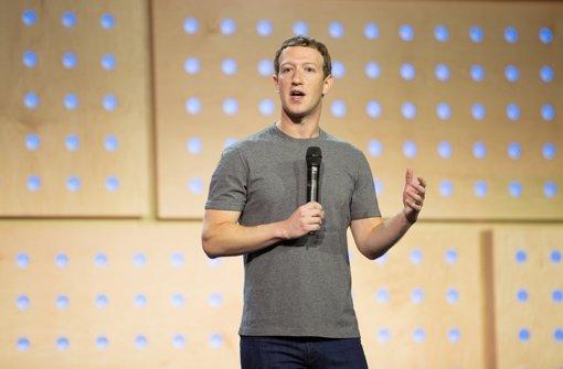 Mark Zuckerberg holt rasant auf