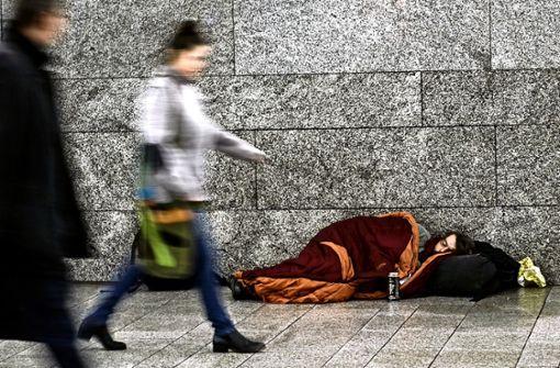 Damit obdachlose Jugendliche eine Zuflucht finden