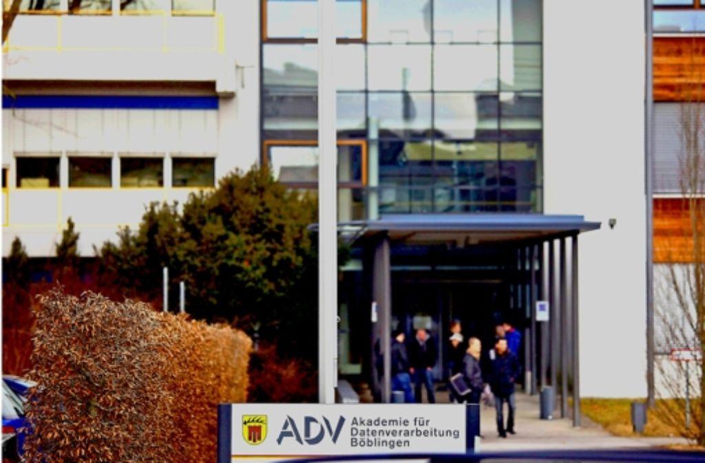 An der ADV sollen  Nachwuchskräfte für IT-Firmen ausgebildet werden. Foto: factum/Archiv