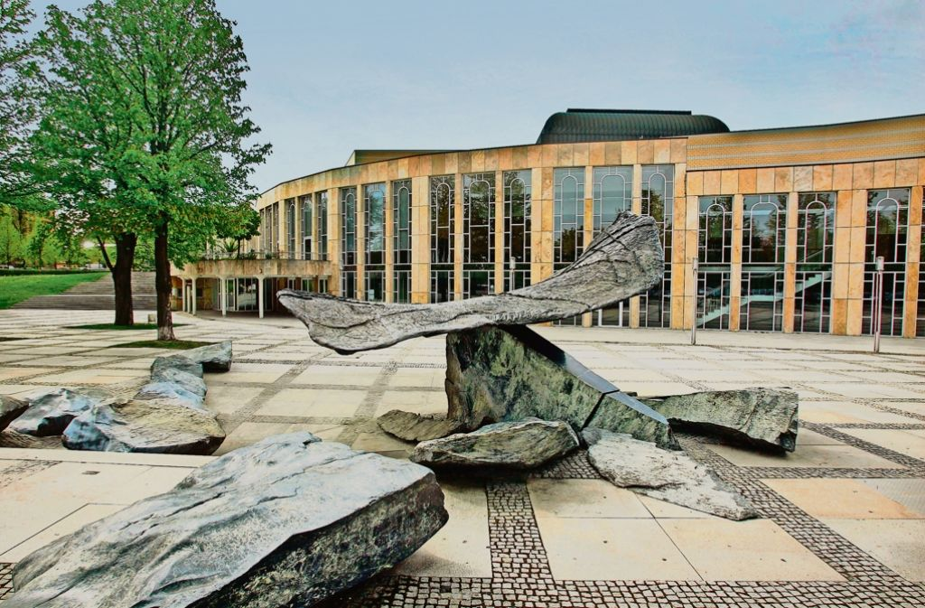 Das Forum am Schlosspark gibt es seit 1988 – seit zwei Jahren laufen die Kosten immer stärker aus dem Ruder. Foto:
