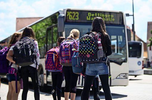 Landkreis bezuschusst Schülertickets