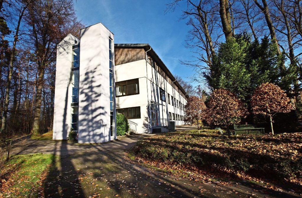 Mit rund fünf Millionen Euro schlägt die Sanierung des Waldhauses zu Buche. Foto: Ines Rudel
