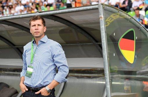 """""""Die Defizite ziehen sich durch bis in die Nationalmannschaft"""""""