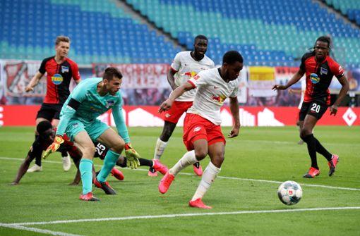 Meisterträume von RB Leipzig wohl endgültig geplatzt