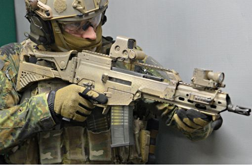 Ministerium zieht Zuschlag für neues Sturmgewehr an Haenel zurück