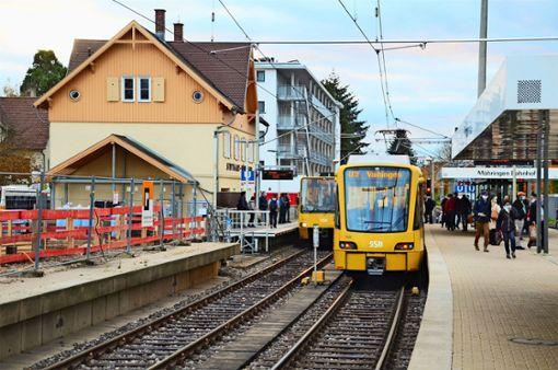 Erneut hagelt es Kritik am Behelfsbahnsteig