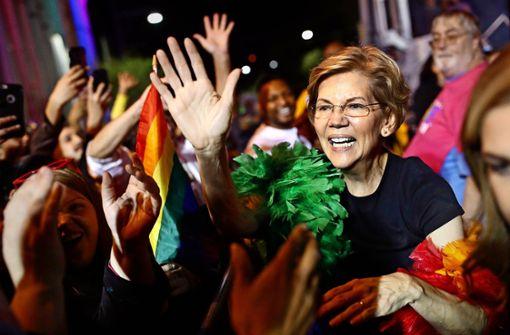 Wird Elizabeth Warren die nächste US-Präsidentin?