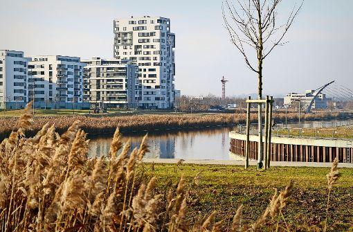 Nachfrage  führt zu Bauboom am  Langen See