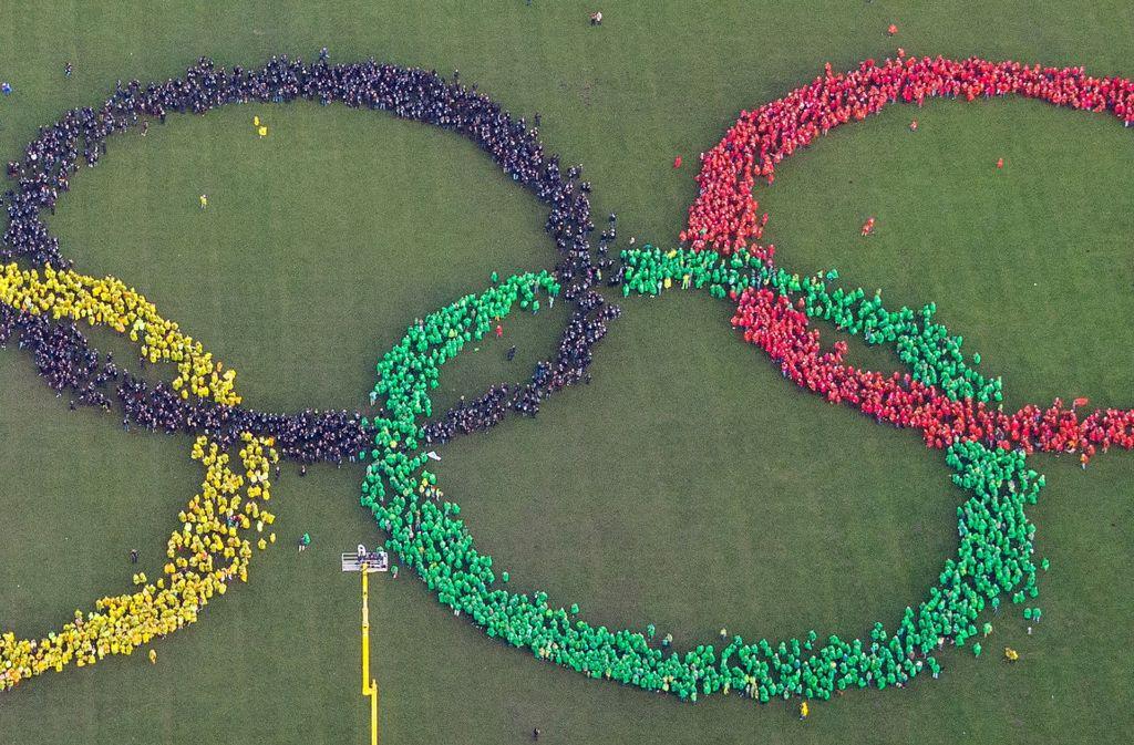 Eurosport überträgt die Olympischen Spiele exklusiv. Foto: dpa