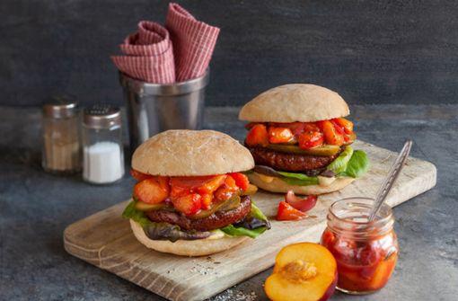 Das sind die veganen Burger der Discounter