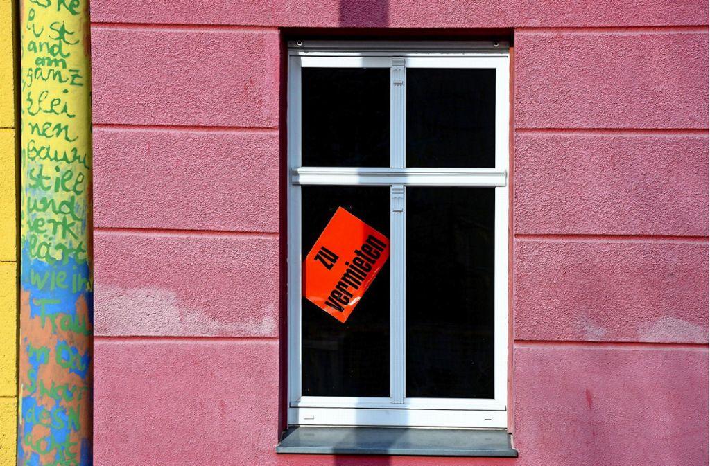 Welche Mieterhöhung ist rechtens? Foto: dpa/Ralf Hirschberger