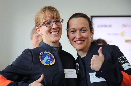 Pilotin und Meteorologin sind finale Kandidatinnen