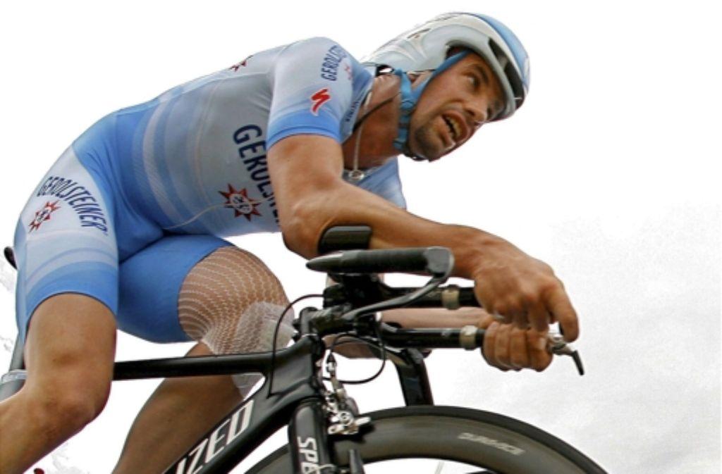 Geständiger Dopingsünder: Stefan Schumacher gibt tiefe Einblicke Foto: AFP