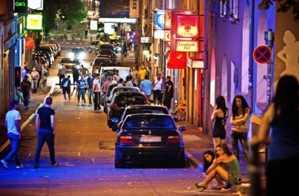 Anwohner können wegen des Rotlicht-Betriebes nicht schlafen. Foto: Max Kovalenko/PPF