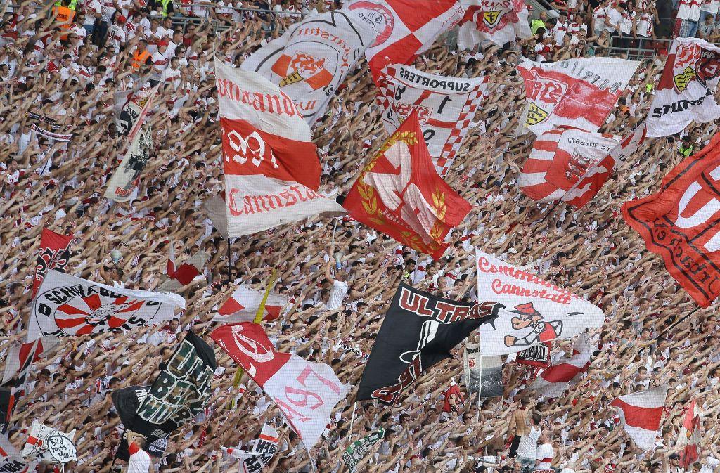 Auf seine Fans und Mitglieder kann sich der VfB Stuttgart verlassen – der Zuspruch ist nach wie vor groß. Foto: Baumann