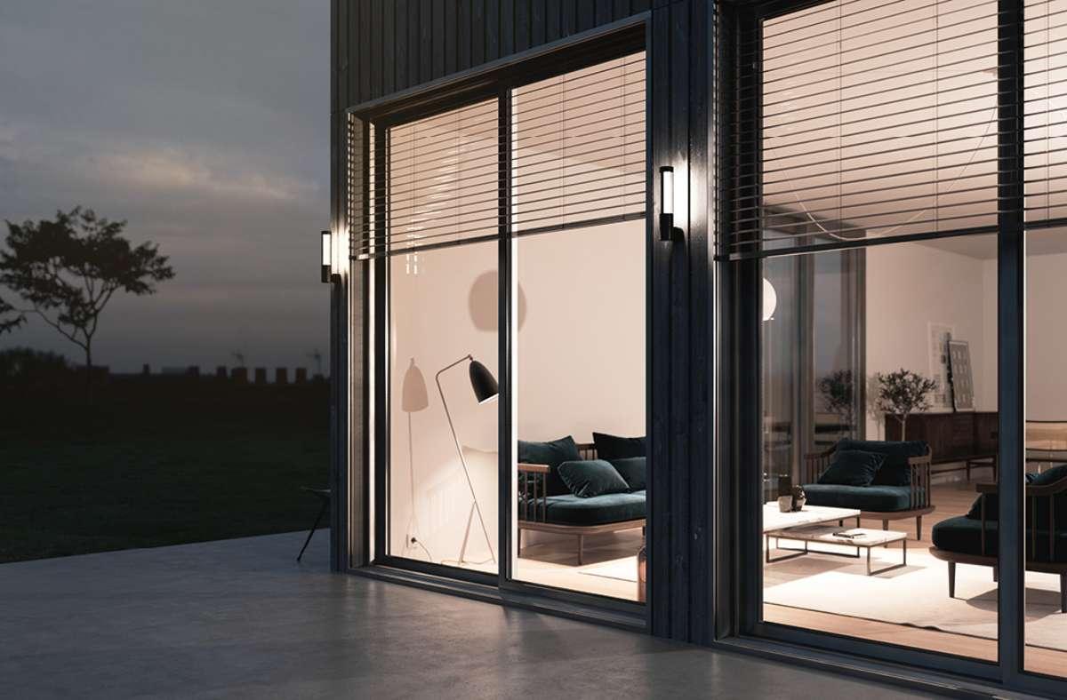 KNX Smart Home mit Gira - Mehr Wohnkomfort im Smart Building.  Foto: Gira Giersiepen GmbH & Co. KG