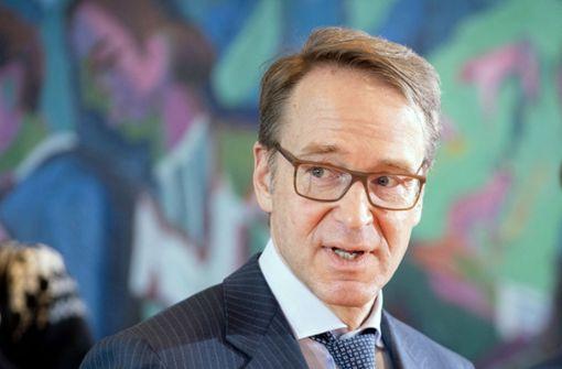 Bundesbank gegen höheres Inflationsziel