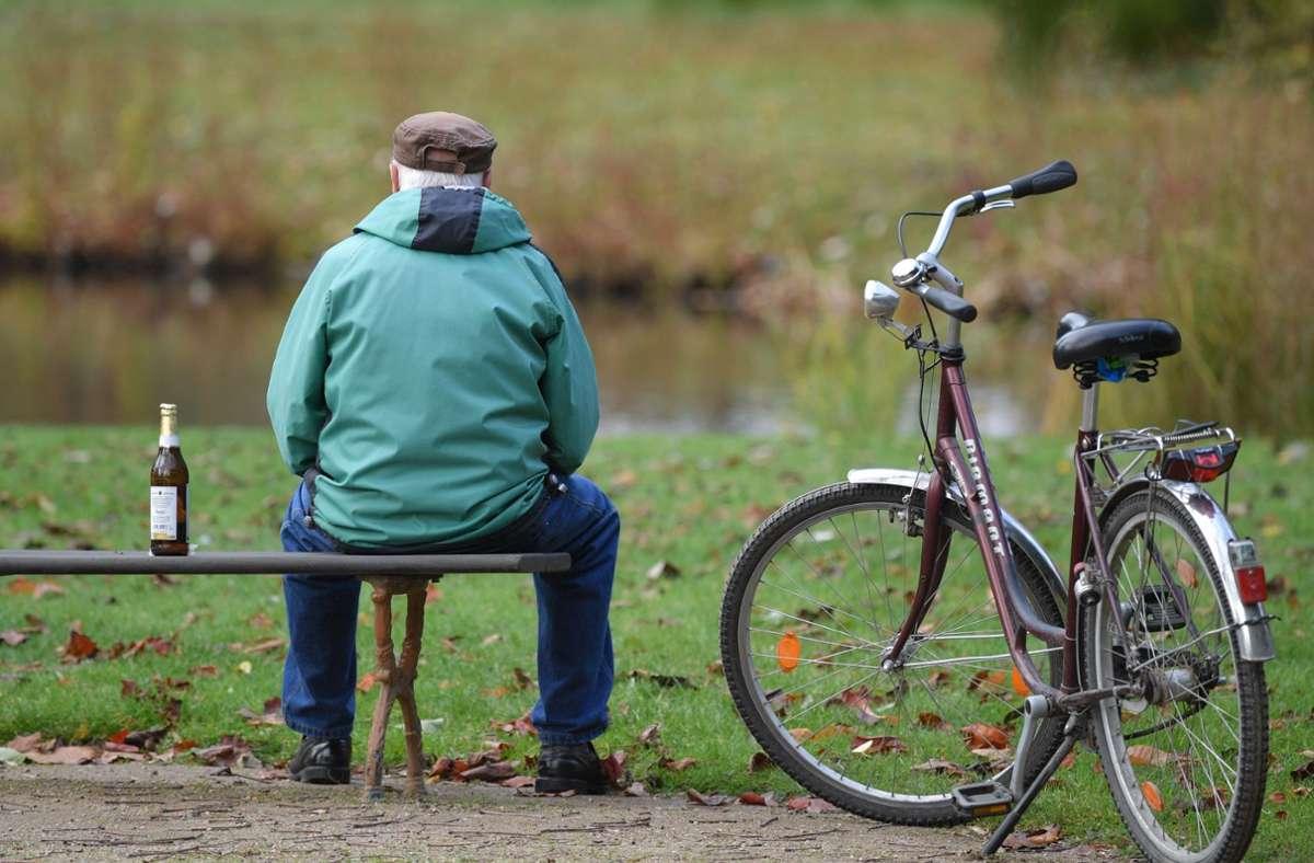 Die Corona-Krise kann psychische Störungen verschlimmern, sagt die Bundespsychotherapeutenkammer. Foto: dpa/Patrick Pleul