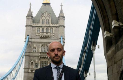 An der Tower Bridge warten selbst Präsidenten