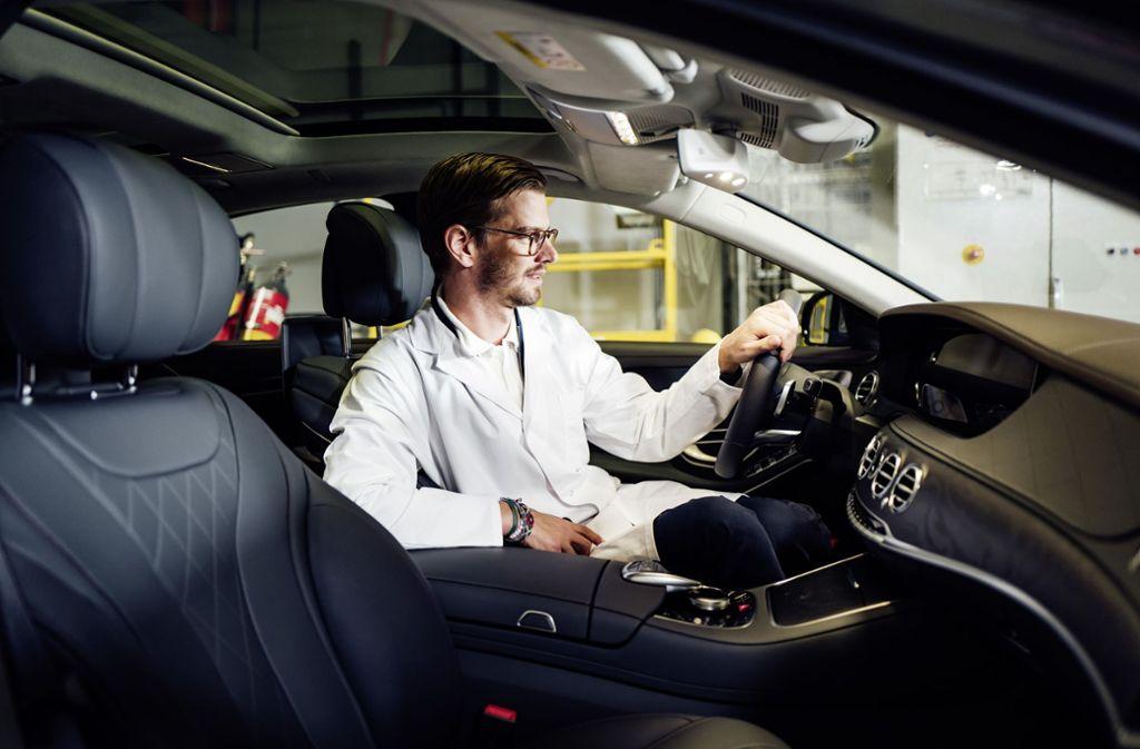 Joko Winterscheidt macht künftig Werbung für Mercedes-Benz. Foto: MediaPortal Daimler AG