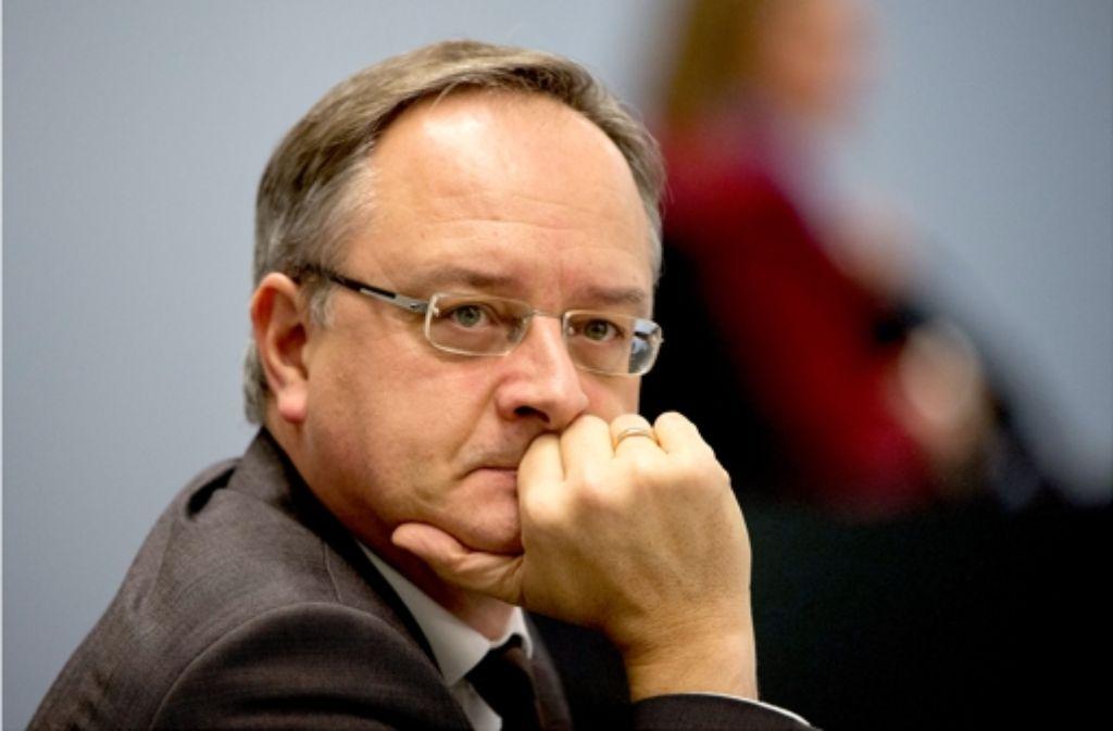 Der Bildungsplan hat Kultusminister Andreas Stoch viel Kopfzerbrechen bereitet. Foto: dpa