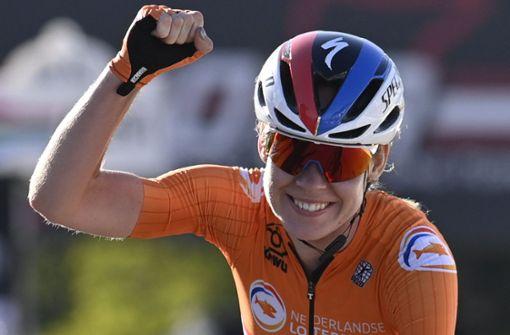 Glänzendes Oranje – so dominieren die Niederländerinnen