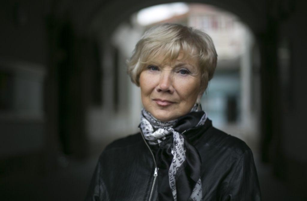 Ludmilla Karpenko glaubt, dass ihr Mann umgebracht wurde Foto: Horst Rudel