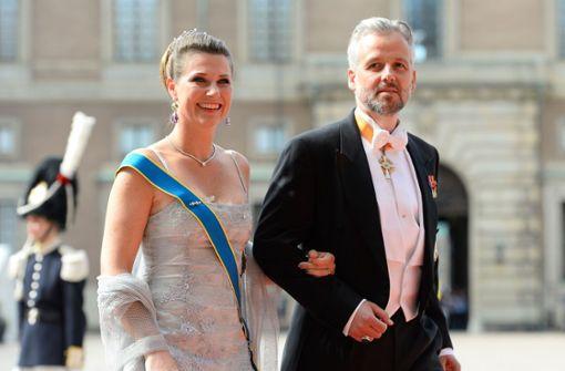 Ex-Mann der norwegischen Prinzessin Märtha Louise gestorben