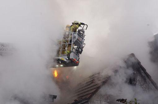 Feuer bei Heizöllieferung - drei Schwerverletzte