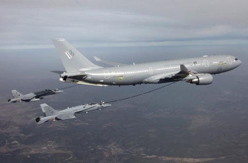 EADS verliert gegen Boeing