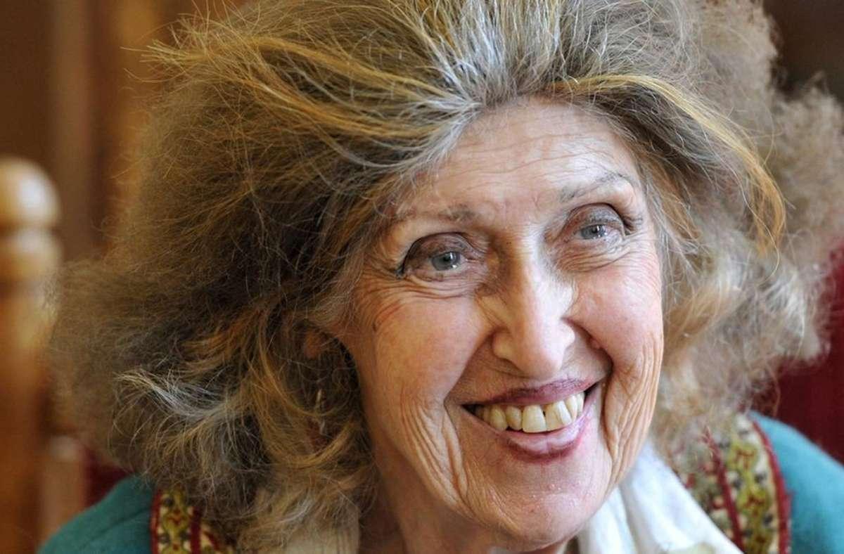 Ida Haendel war eine der großen Geigerinnen des 20. Jahrhunderts und auch im neuen Jahrtausend noch aktiv. Foto: dpa/Petr Eret
