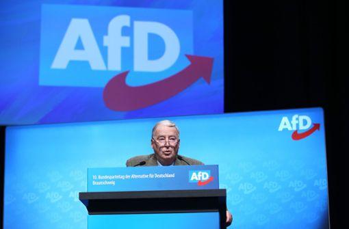 """Gauland mahnt vor Wahlen zum """"solidarischen Generationswechsel"""""""