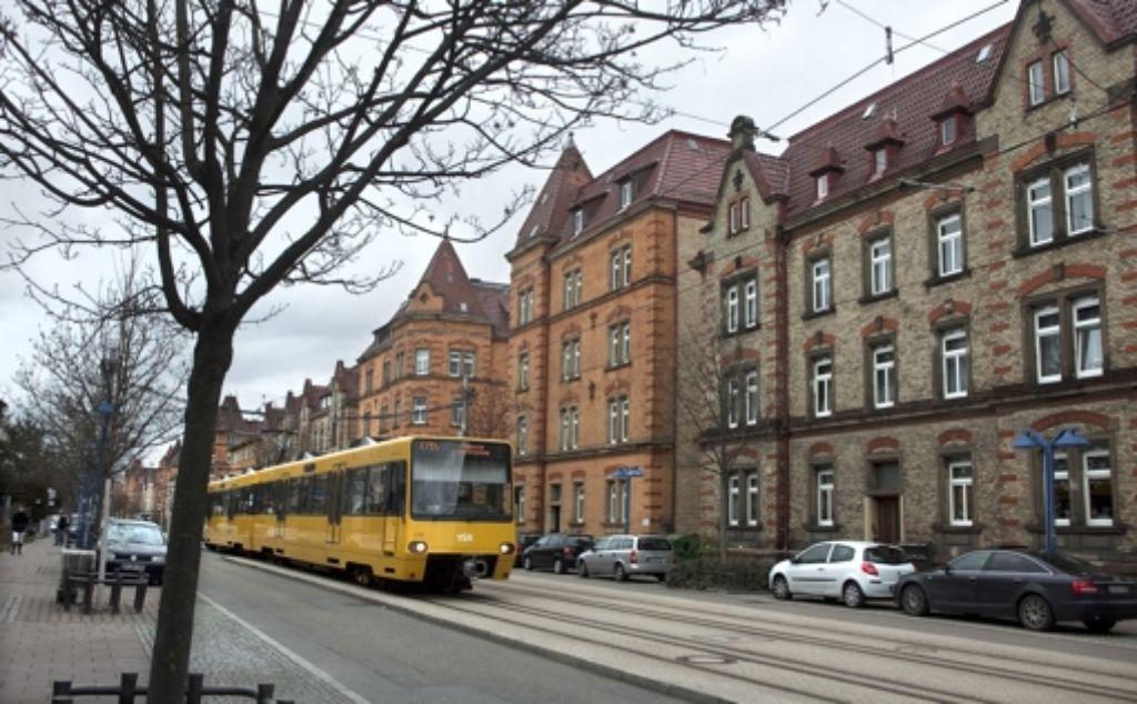 Ungewisse Zeiten für LBBW-Mieter: vor allem ehemalige Eisenbahnerwohnungen im Nordbahnhofviertel zählen zum lokalen Bestand der Landesbank. Foto: Horst Rudel
