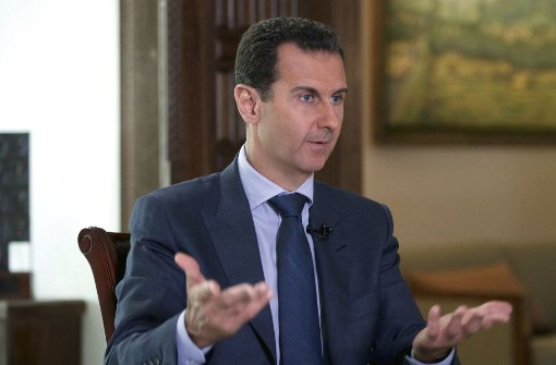 Assad will Trumps Partner werden