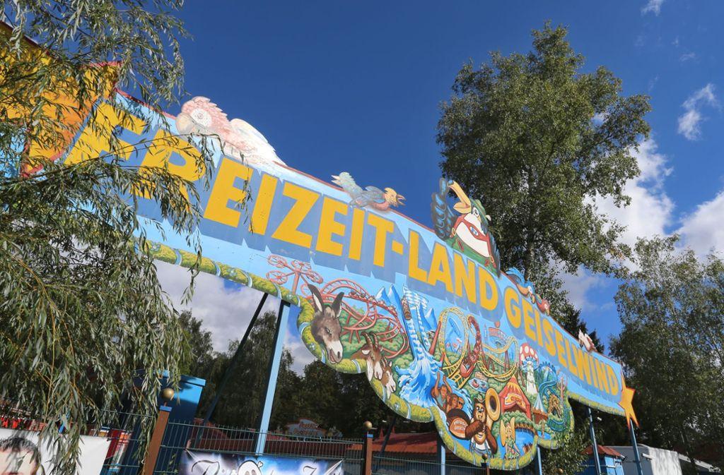 """Das unterfränkische """"Freizeit-Land Geiselwind"""" gehört zu den bekanntesten Vergnügungsparks in Bayern. Foto: Karl-Josef Hildenbrand/dpa"""