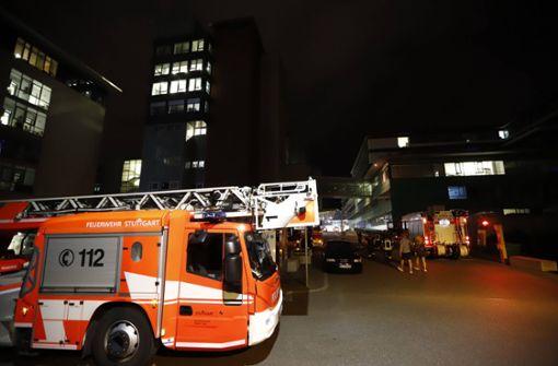 Feuerwehr rückt wegen ausgelaufenem Kältemittel aus