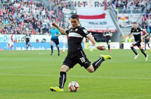 Filip Kostic sendet positive Signale