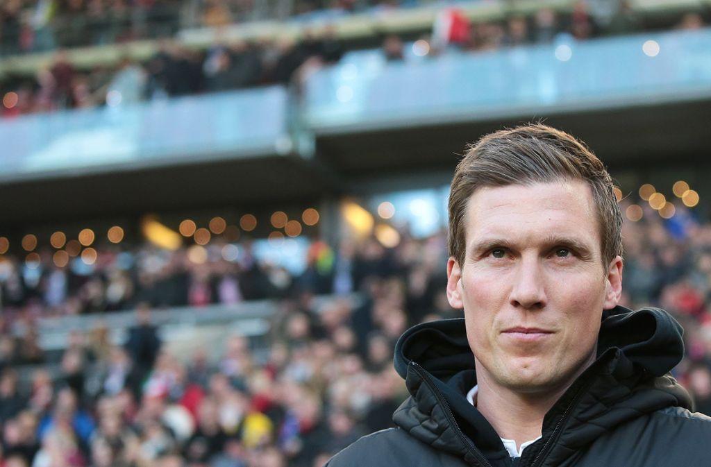 Der Hamburger SV hat die Trennung von Trainer Hannes Wolf nun offiziell bestätigt. Foto: Pressefoto Baumann