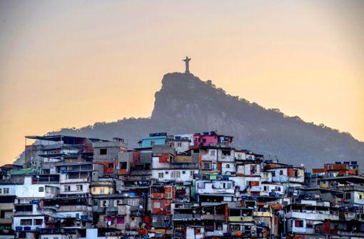 Schutzlose Favelas